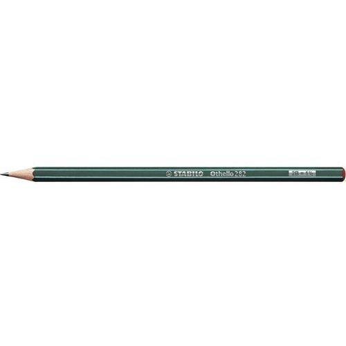 Stabilo ołówek techniczny z gumką, zielony (2988/b) szybka dostawa! darmowy odbiór w 21 miastach! (4006381172813)