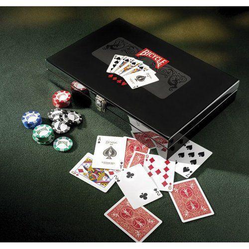 poker master set marki Bicycle