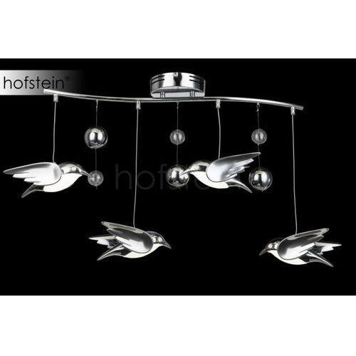 Globo lampa sufitowa led, 4-punktowe - - obszar wewnętrzny - bird - czas dostawy: od 6-10 dni roboczych marki Globo lighting