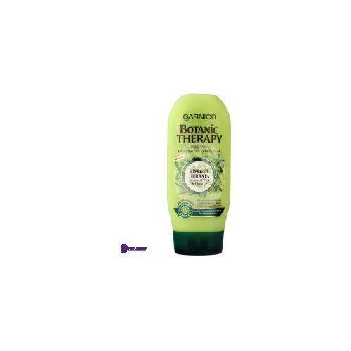 botanic therapy (w) odżywka do włosów zielona herbata 200ml marki Garnier