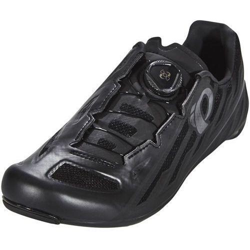 race road v5 buty mężczyźni czarny 43 2018 buty szosowe zatrzaskowe marki Pearl izumi