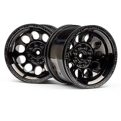 Hp Bullet st wheels black chrome (pr) (4944258519463)