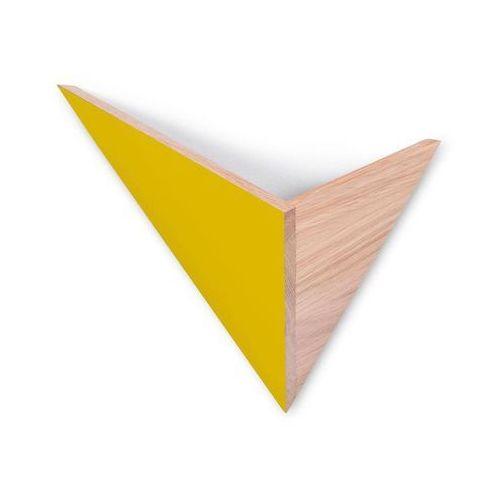 Drugeot manufacture Fleche-kinkiet ścienny dąb dł.40cm (3663710104023)