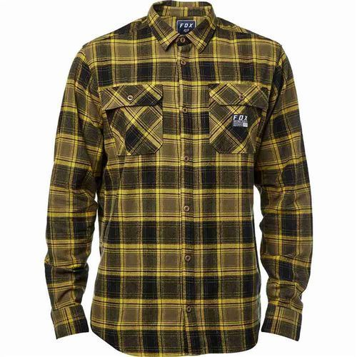 Koszula - traildust flannel dark fatigue (161) marki Fox