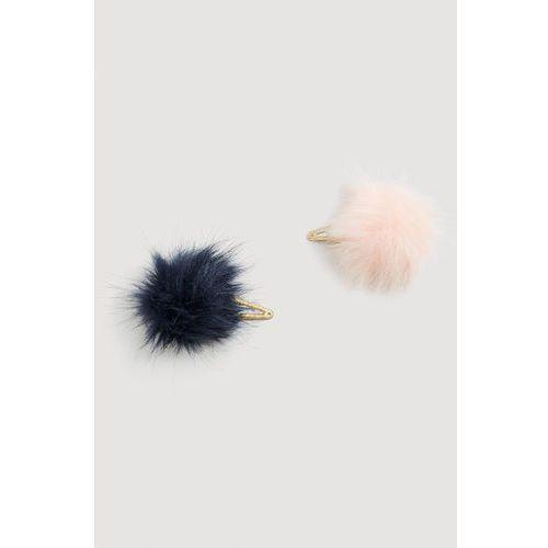 - spinki do włosów soft (2 sztuki) marki Mango kids