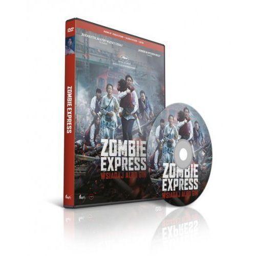 Zombie Express (Płyta DVD) (5908312730286)