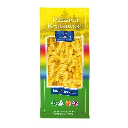 Bezgluten Makaron krakowski niskobiałkowy pku - świderki 250g owy bezgluten