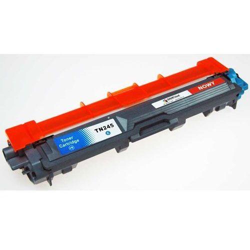 Brother tn245c / tn-245c - cyan (niebieski) nowy zamiennik wydajność 2200 stron marki Dd-print