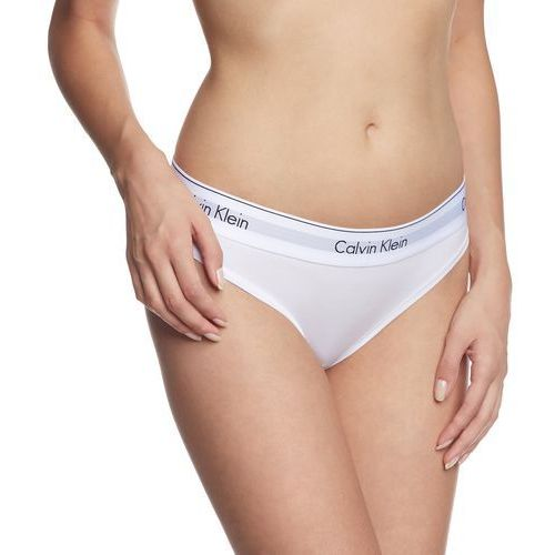 Calvin klein damskie slip nowoczesna cotton – bikini - 38 (rozmiar producenta: m)