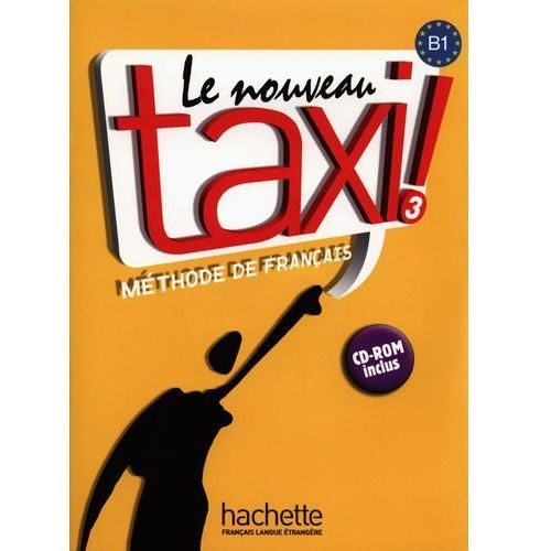 Le Nouveau Taxi 3 Książka Ucznia Z Płytą Cd (2010)