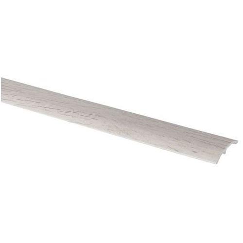 Profil progowy aluminiowy 4 w 1 GoodHome 37 x 1800 mm decor 145