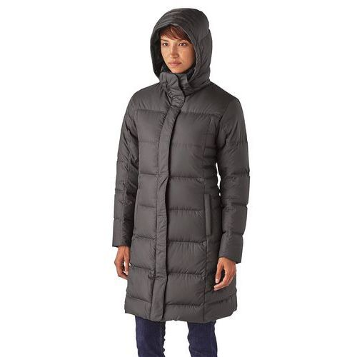 Kurtka down with it parka women - forge grey, Patagonia