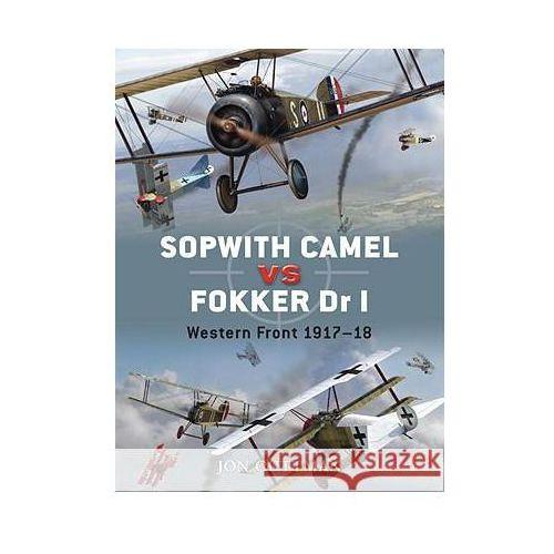 Sopwith Camel vs Fokker Dr I Western Front 1917-18 (D.#7) (80 str.)