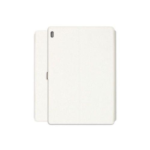 Etuo wallet book Lenovo tab 4 10 - etui na tablet wallet book - biały