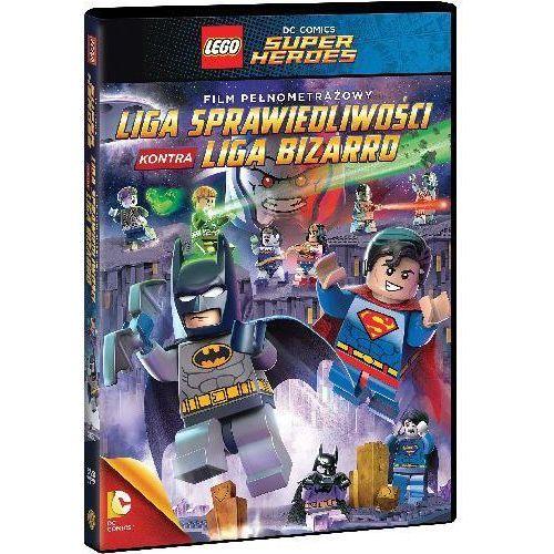 FILM LEGO® Liga Sprawiedliwości kontra Liga Bizarro, GDSY33492