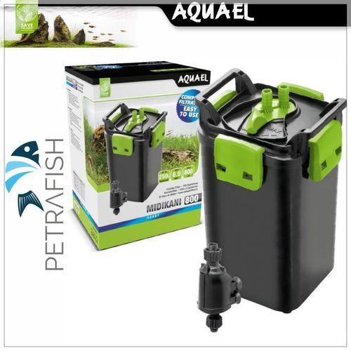 Aquael - midikani 800 800 l/h - filtr zewnętrzny kanistrowy (5905546137119)