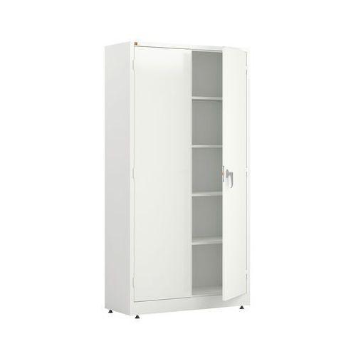 Array Szafa style, 4 półki 1900x1000x400 mm biały biały