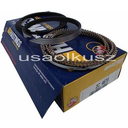 Pierścienie tłokowe STD 1,2/1,5/3,0 STD Chrysler Saratoga 3,0 V6