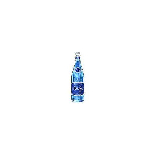 Woda perlage gazowana 0,7l szkło marki Cisowianka