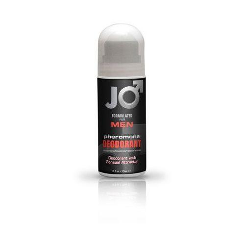 Dezodorant z feromonami - System JO PHR Deodorant Men Women 75 ml mężczyzna-kobieta - sprawdź w wybranym sklepie