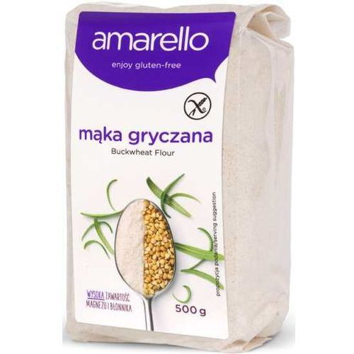 Mąka gryczana bezglutenowa 500g