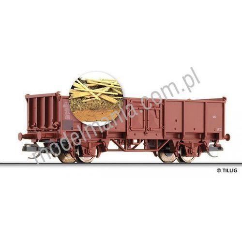 Wagon towarowy odkryty typ es  17246 marki Tillig