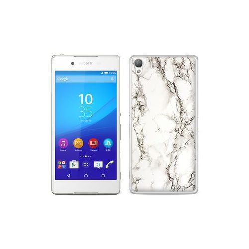 Etuo.pl Etuo fantastic case - sony xperia z3+ - etui na telefon fantastic case - biały marmur