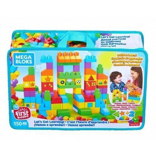 Klocki Mega Bloks Torba 150 elementów - Czas na naukę