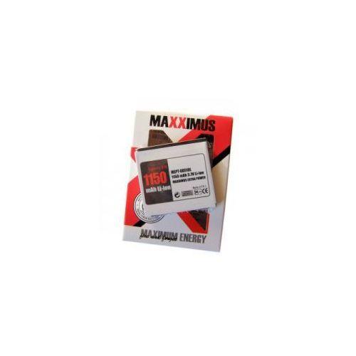 BATERIA MAXXIMUS LG GD510 1150mAh Li-ion