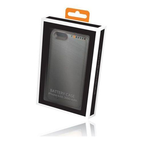 Forever gsm022954 iphone 6/6s (czarny) - produkt w magazynie - szybka wysyłka!