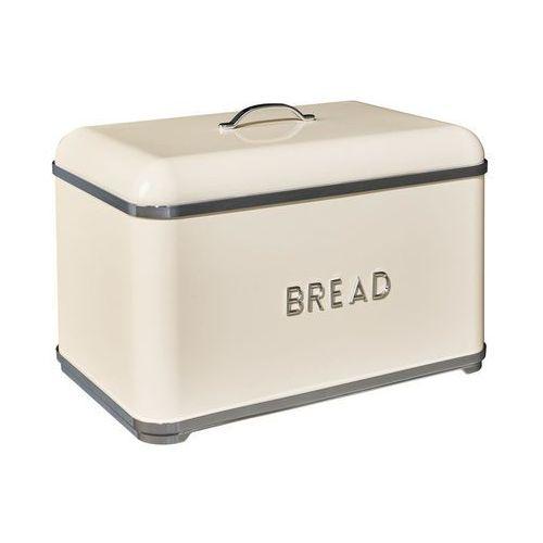 Chlebak stalowy z pokrywą MX1614CR
