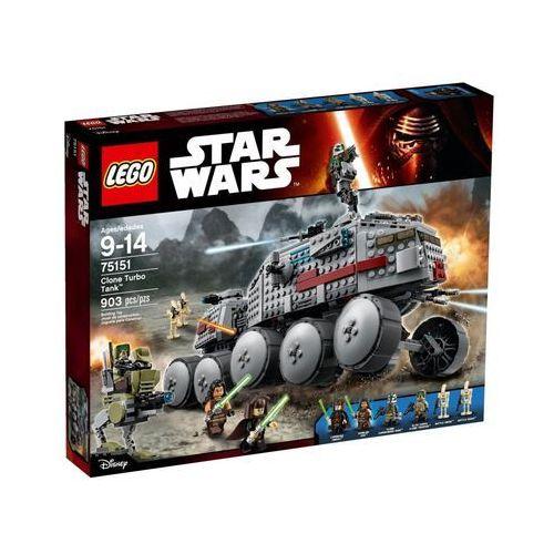 LEGO Star Wars 75151 Turbo Czołg. Najniższe ceny, najlepsze promocje w sklepach, opinie.