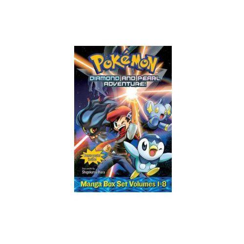 Pokemon Diamond & Peal Adventure Box Set