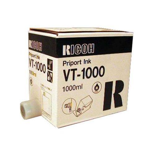 farba black typ vt-1000, vt1000, 817140 marki Ricoh