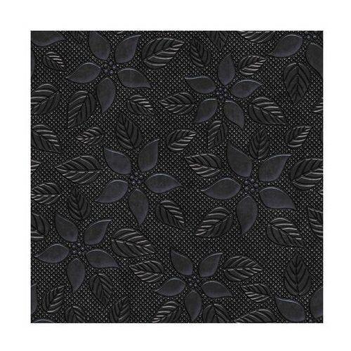 Panel kuchenny szklany artdeco black 60 x 60 cm marki Alfa-cer