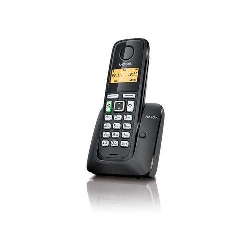 Telefon Siemens Gigaset A220A - produkt z kategorii- Telefony stacjonarne