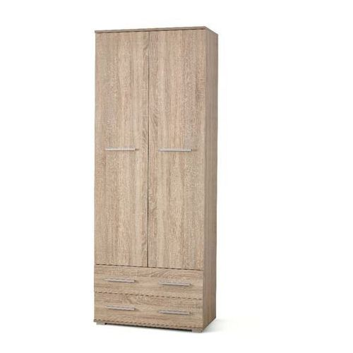 Puno regał 2 dąb sonoma marki Style furniture