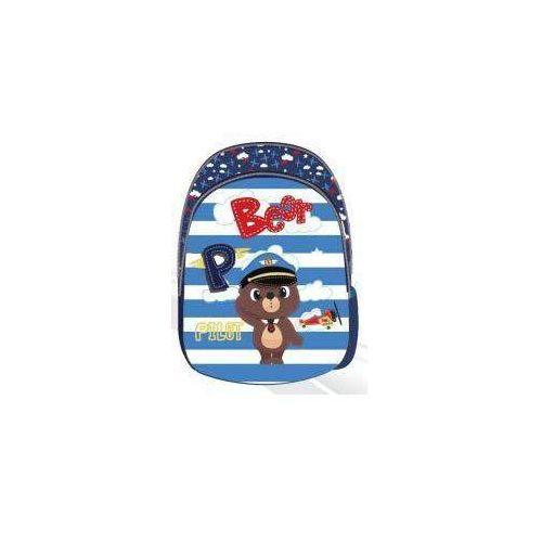 Eurocom Plecak dziecięcy duży captain bear