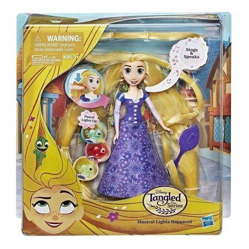 Hasbro Disney princess, zaplątani - śpiewająca roszpunka - (5010993413539)