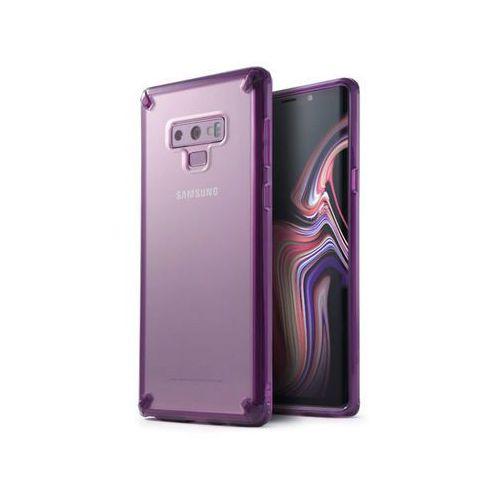 Etui Ringke Fusion Samsung Galaxy Note 9 Orchid Purple - Fioletowy, kolor fioletowy