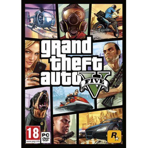 Gra GTA 5 z kategorii: gry PC