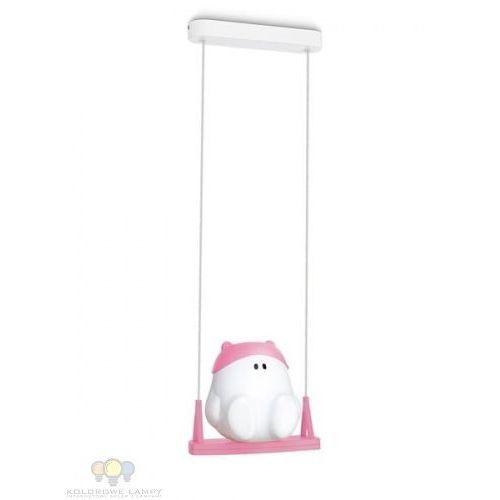 Philips 41071/19/16 – lampa wisząca dziecięca mykidsroom buddy swing 1xe27/15w (8718291456520)
