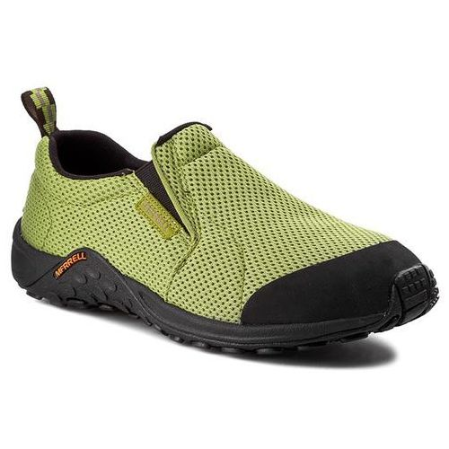 Półbuty MERRELL - Jungle Moc Touch Breeze J53107 Mousse, kolor zielony