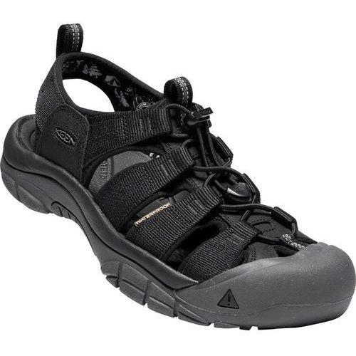 Keen Newport Eco Sandały Mężczyźni czarny US 9,5 | EU 42,5 2018 Sandały sportowe (0191190093122)