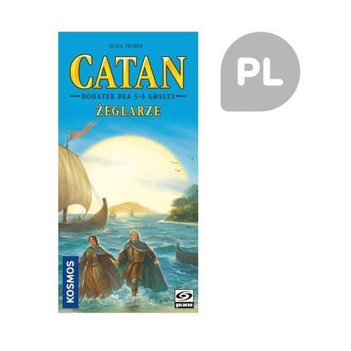 Galakta Catan: Żeglarze Dodatek dla 5/6 graczy, kup u jednego z partnerów
