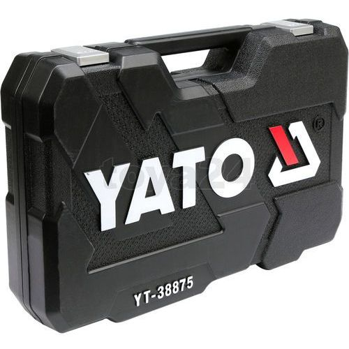 Yato Zestaw narzędzi 126cz. dla serwisów samochodowych / yt-38875 / - zyskaj rabat 30 zł