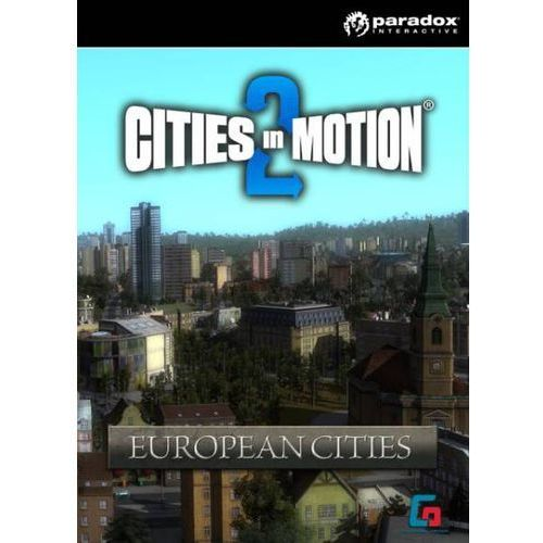 Cities in Motion 2 European Cities (PC)