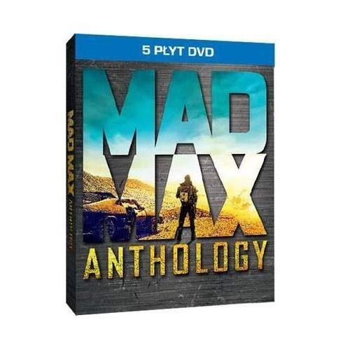 Mad MAx. Antologia + karty kolecjonerskie (5DVD) (7321909338715)