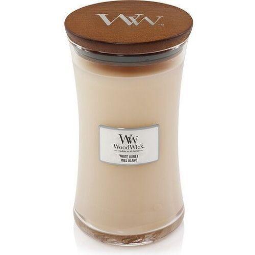 Świeca Core WoodWick White Honey duża, 93026E
