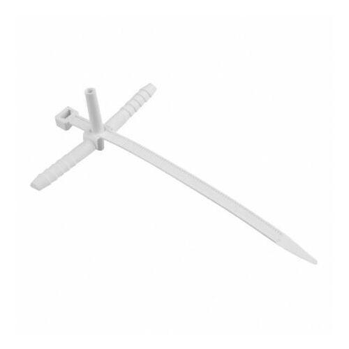 Uchwyt kablowy usmpk-10 opaskowy z kołkiem sm (50szt) marki Elektro-plast